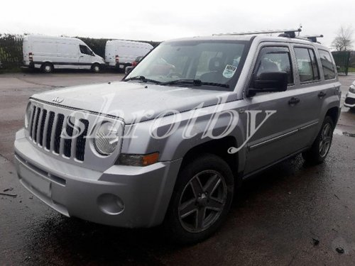 Jeep Patriot MK