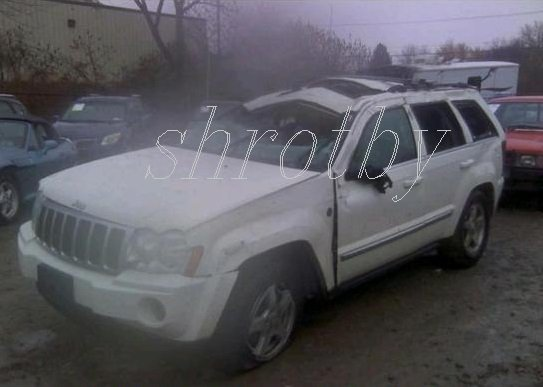 Jeep Grand Cherokee WK/WH
