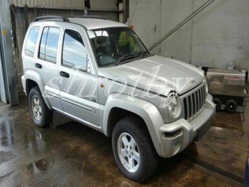 Jeep Cherokee Liberty KJ